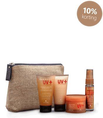 Alterna Bamboo UV+ Travel Kit #Alterna #Bamboo #haarproducten #haarverzorging #kappersbenodigdheden