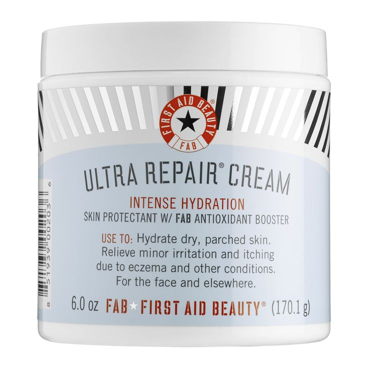 Ultra Repair Cream Intense Hydration - First Aid Beauty | Sephora  http://www.sephora.com/ultra-repair-cream-intense-hydration-P248407?skuId=1217744