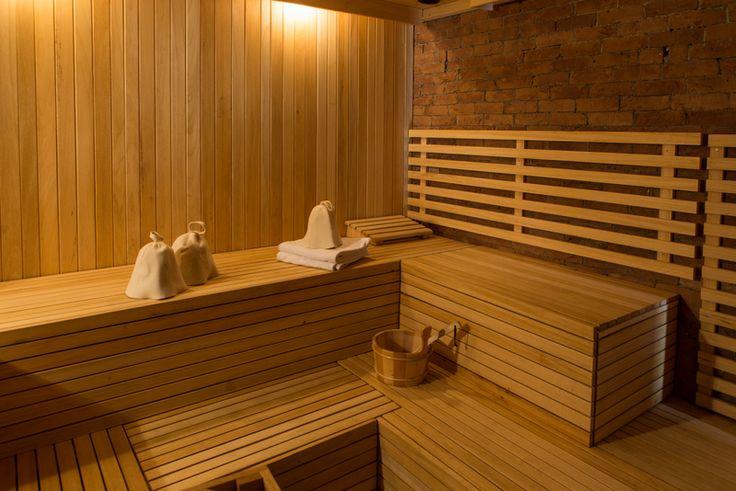Sauna w Ruska Bania  www.lubinowe.pl