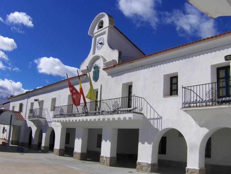 Villanueva del Pardillo townhall