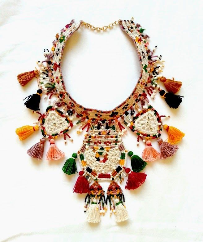 wedding necklace vestida de domingo