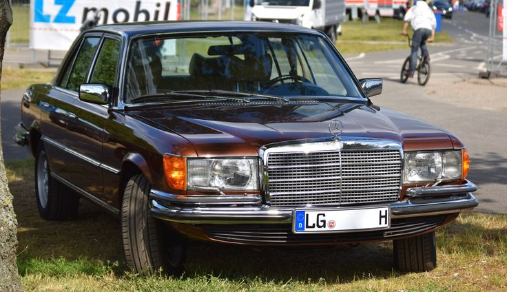Mercedes Benz 450 SE / W116 - LZ mobil / Lüneburg | Flickr - Photo Sharing!