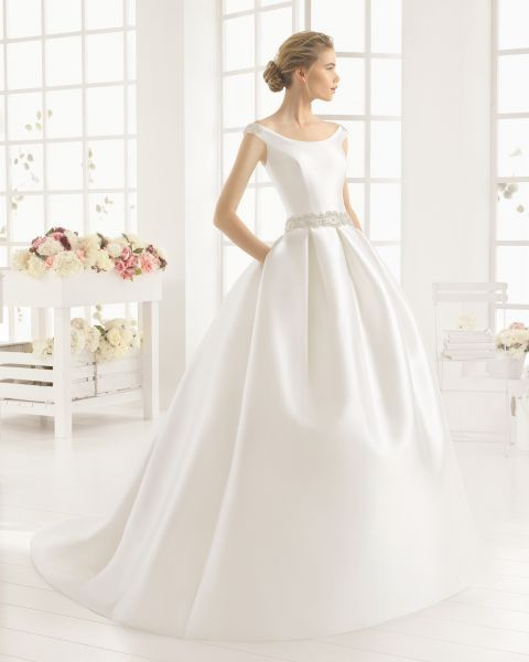 50 vestidos de noiva com corte princesa 2016: romantismo máximo! Image: 45