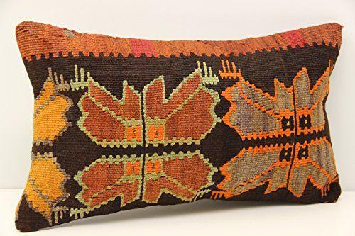 Boho kilim pillow cover 12x20 inch (30x50 cm) Armchair Pi... https://www.amazon.com/dp/B078QF2GLN/ref=cm_sw_r_pi_dp_x_kInsAbYPFJ177