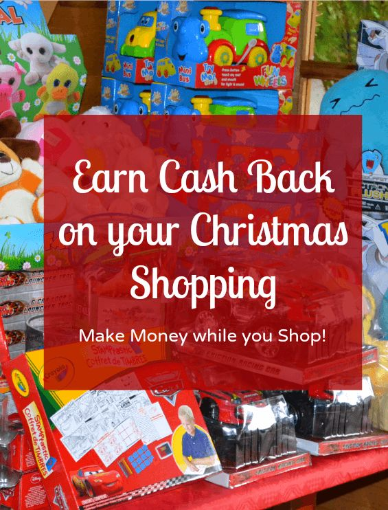 Find out here how you can earn cash back on your Christmas shop - Thrifty Living