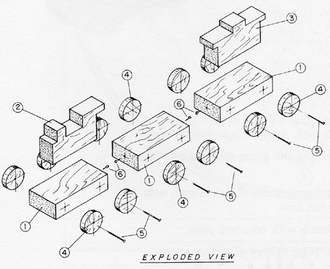 Universe Of Imagination Train Table Assembly Instructions