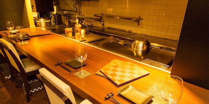 鉄板焼 grow 六本木店の予約は一休.com レストラン