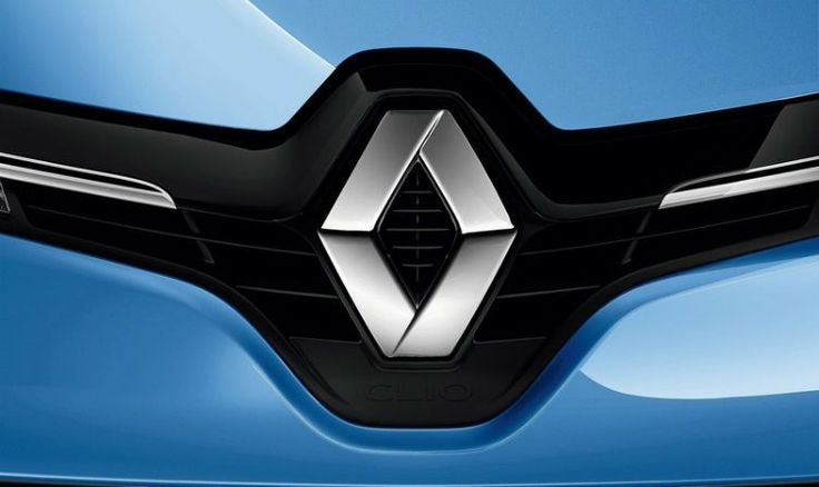 Renault Logo Car