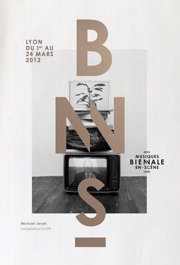 Biennale Musique en Scene 2012