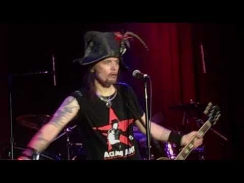 Adam Ant - Get It On & (You're So) Physical live at The Fillmore SF 7 Feb 2017 - YouTube