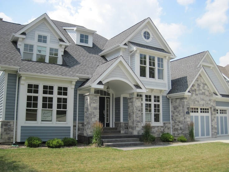 24 Best Images About Exterior House Ideas On Pinterest Stone Veneer Exterio