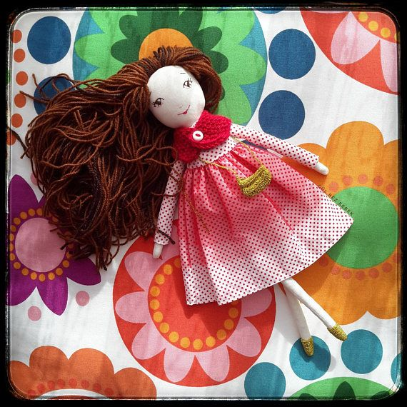 Check out this item in my Etsy shop https://www.etsy.com/listing/568150898/handmade-cloth-doll-handmade-fabric-doll