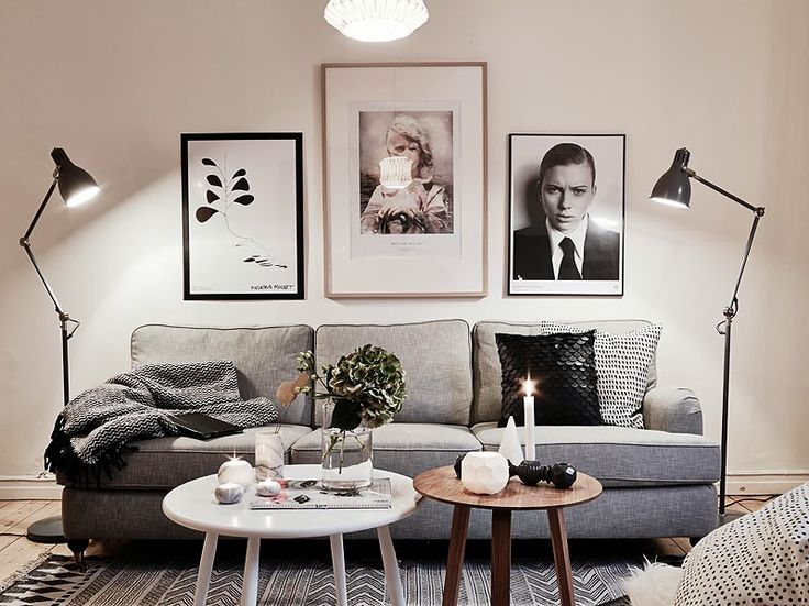 Ambiane scandinave, aux tons doux et neutres. Lampadaires qui se répondent  Scandinavian ambiance - soft and neutral colours
