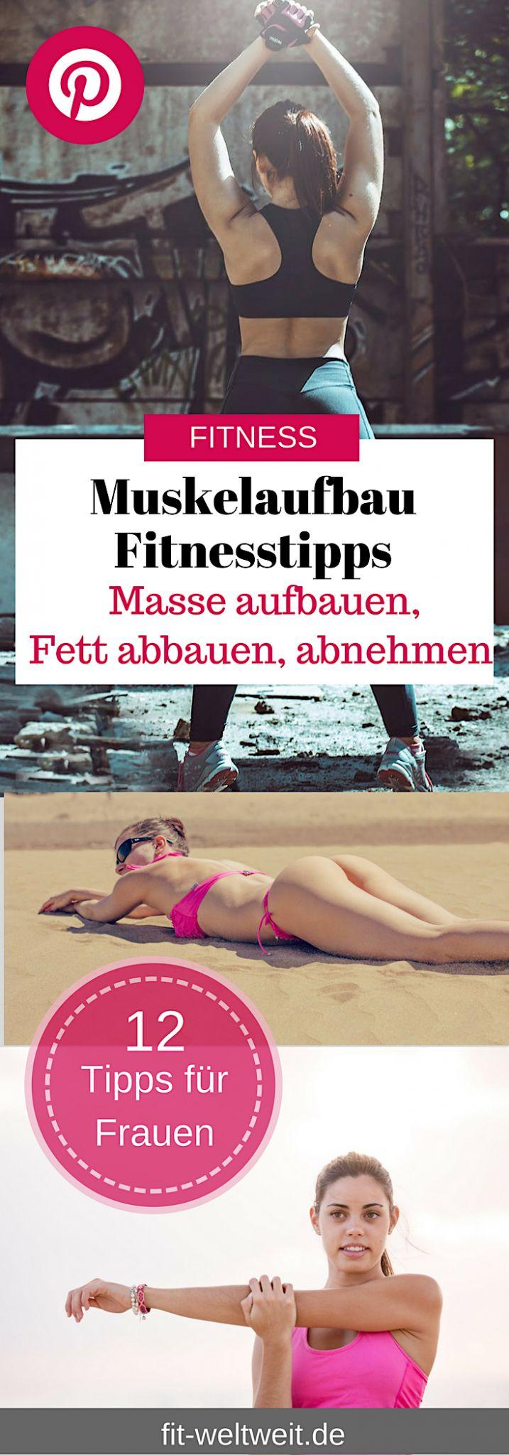 Muskelaufbau Fitnesstipps, die dich schnell zum Ziel bringen. Das richtige #Training. Dazu gibt es einen Trainingsplan mit den richtigen Übungen, Tipps zur Wiederholung, der Anatomie, nützliche Supplements und die effektivste Ernährung - besonders für Frauen. #Muskelaufbau für Frauen mit #Trainingsplan für zuhause (Auch für Anfänger geeignet), Ernährungsplan (welches Essen). Alles auf dem Blog. #Fitnessinspiration