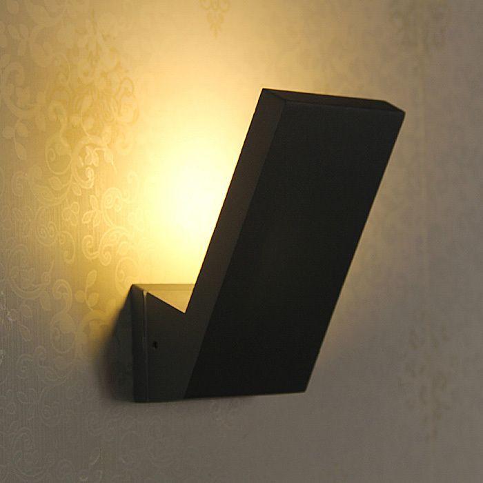 Да офисного типа из светодиодов крыльцо свет крытый и открытый бра watertroof 5 Вт из светодиодов настенный светильник балкон кафе садовые фонари бесплатная доставка