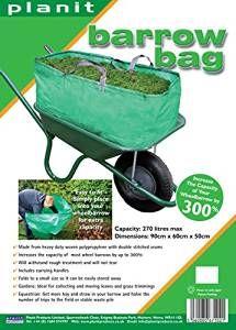 Toastabags - Borsa per carriola per il trasporto di rifiuti del giardino