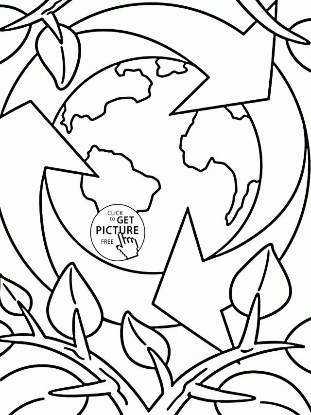 44+ Free coloring page of the world info