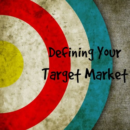 How do you decide which people will resonate most with your product or blog?  Once you decide, how do you find them?  Learn how to Define Your Target Market for more sales and business success.  | brilliantbusinessmoms.com