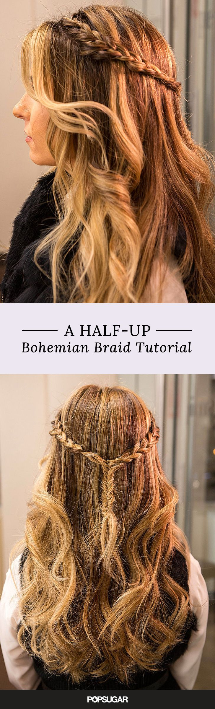 Steal The Limelight With These Sexy Bohemian Braids