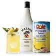 Malibu Rum and Dole Pineapple Juice, 1.75 L.    Caribean Rum with coconut Liquor    Item #: 588560  $15.98