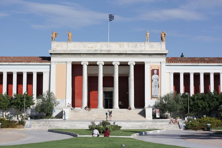 TRAVEL'IN GREECE I The National Archaeological Museum of Athens, Greece, #travelingreece