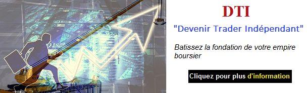 La formation DTI «devenir trader indépendant» est disponible