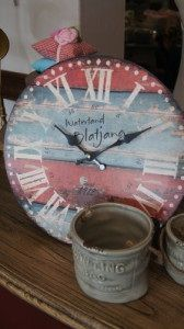 What's the time? Come in and view our beautiful clocks!