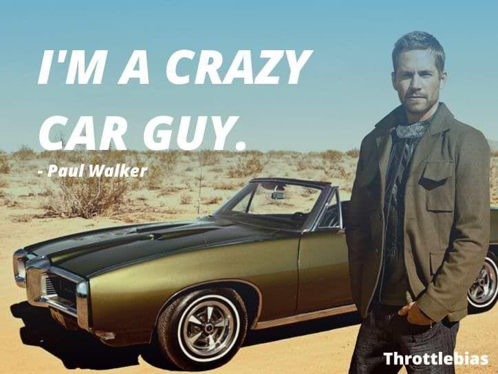 car guy attitude quotes
