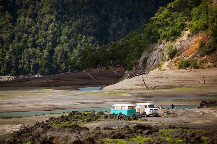 Patagonia travels, Melipeuco, Chile