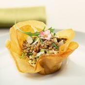 Salade de lentilles - une recette Equilibré - Cuisine