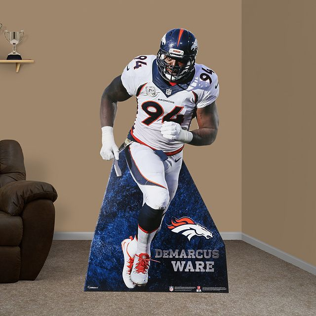 DeMarcus Ware Life-Size Stand Out