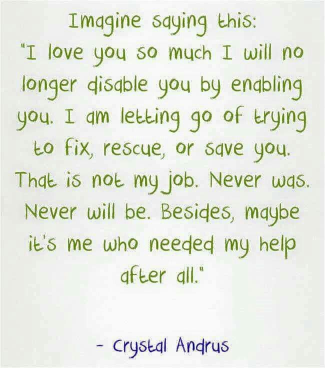 Quotes About Loving An Addict: 25+ Best Ideas About Enabling Quotes On Pinterest