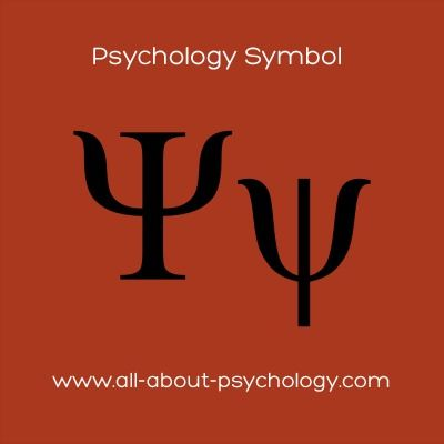 Click on image or see following link to learn all about the psychology symbol origin and meaning. http://www.all-about-psychology.com/psychology-symbol.html #psychology