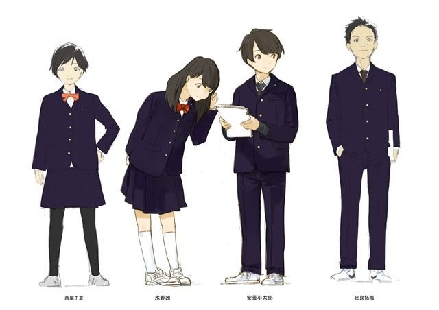 """17 New Roles (With Visuals) Confirmed For """"Tsuki ga Kirei"""" Anime by Mike Ferreira"""