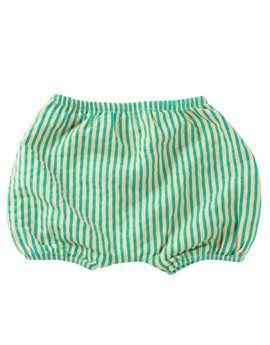 BOBO CHOSES Unisex Baby Striped Bloomer Shorts. Shop here: http://www.tilltwelve.com/en/eur/product/1084416/BOBO-CHOSES-Unisex-Baby-Striped-Bloomer-Shorts/
