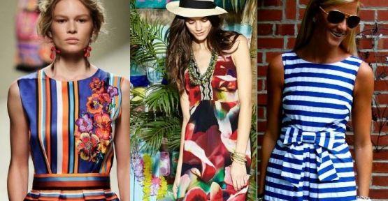 2014 Yazlık günlük elbise modelleri | Kadın - Moda - Magazin - Yaşam - Sağlık ve Astroloji