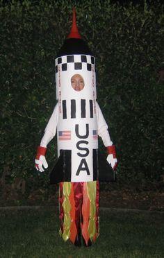 rocket costume kids - Google Search
