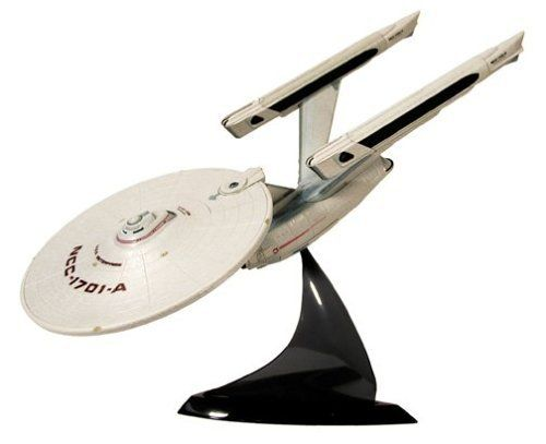 Jump to warp speed with this remarkable Star Trek collectible from Art Asylum. Known for meticulous attention to detail, Art Asylum continues its proud tradition of amazing collectibles with the Star Trek NCC 1701-A USS Enterprise Starship. This movie version of the classic Star Trek ship... more details available at https://perfect-gifts.bestselleroutlets.com/gifts-for-babies/toys-games-gifts-for-babies/product-review-for-star-trek-uss-enterprise-ncc-1701-a-electronic-starsh