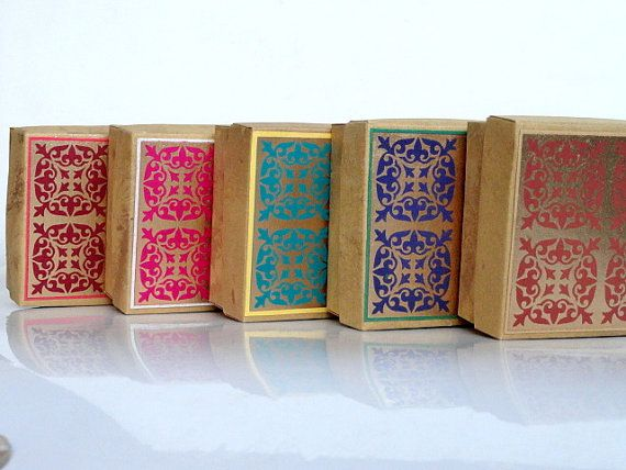 Wedding favor boxPackaging box Bridesmaid Gift by indianbazzaar, $8.75