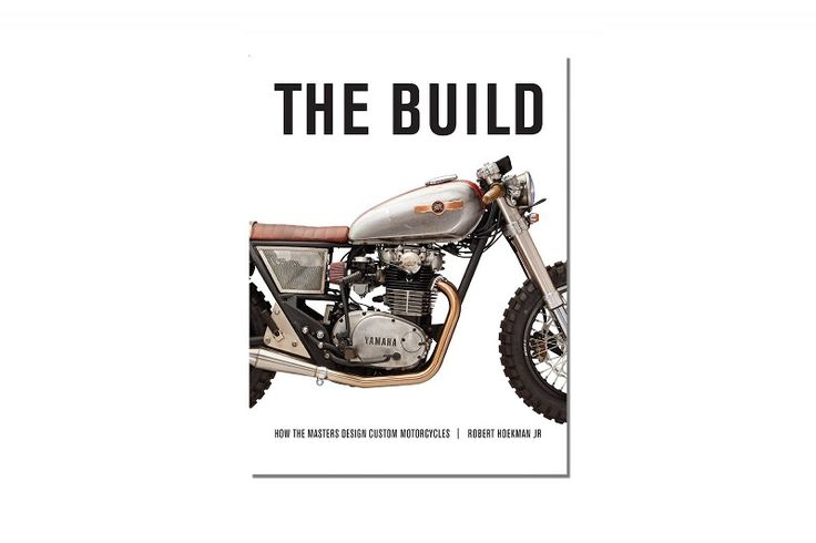 The Build: How the Masters Design Custom Motorcycles is a compilation of insights from today's best builders to help you plot out your own custom beast. Is is loaded with photos and features the advice from masters of moto design.