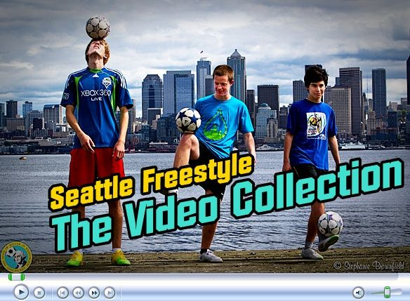 Video Buzz: The Seattle Freestyle Soccer Collection