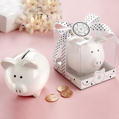 Mini Piggy Bank - Party Favor Idea