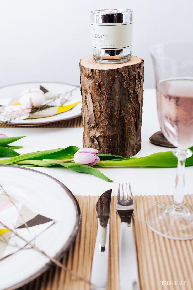 Wielkanocna stylizacja stołu :-) | Feelozofia
