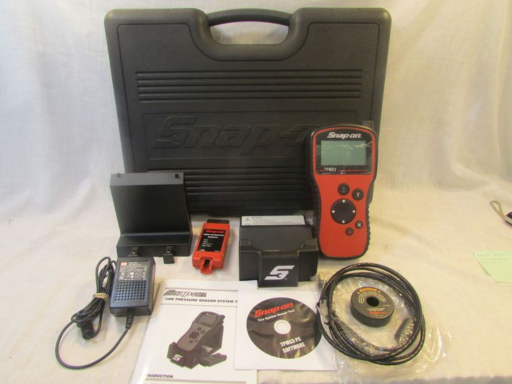 Check out this deal Snap-On TPM53 Tire Pressure Monitor System $ave some Green