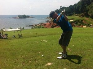 Golf Lessons for Kids