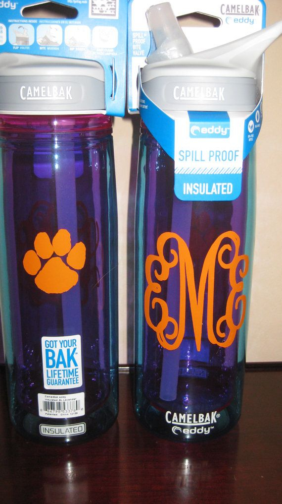 Personalized Camelbak waterbottles noninsulated by AliciaBeam, $21.90