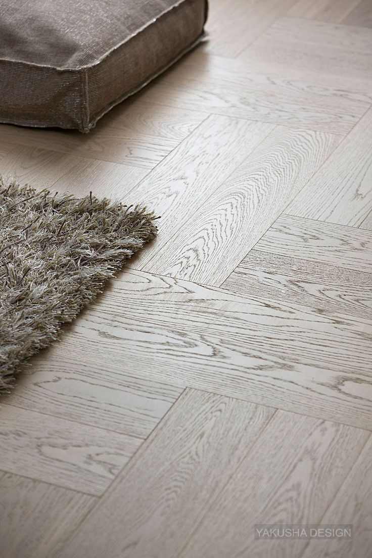 Wooden Flooring under Contemporary Decorations as Inspiration