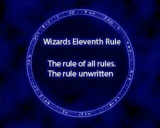 Wizards 11th rule