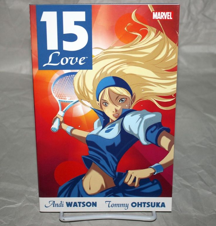 15 LOVE - Marvel Graphic Novel just $5