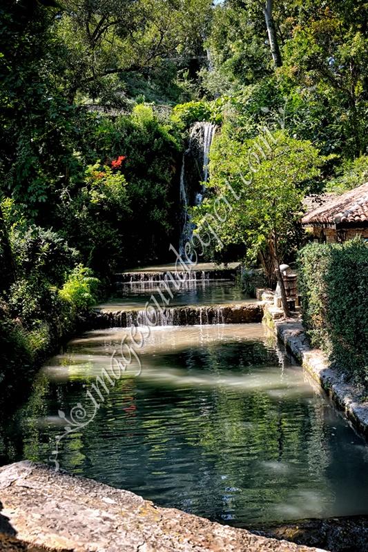 Balchik - the cascade, Balchik - de la cascade  http://www.imagesoundexpert.com